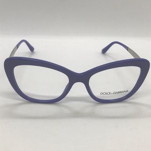 Women's dolce and gabbana eye glasses rx